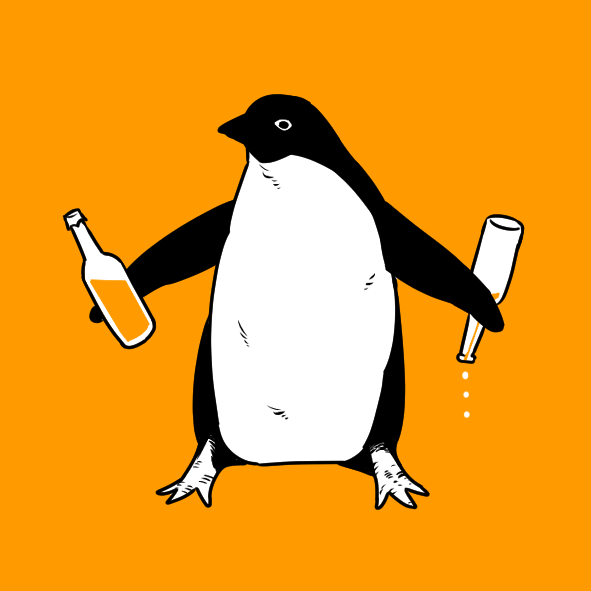 Drunken Penguin