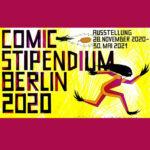 Das Berliner Comicstipendium 2020