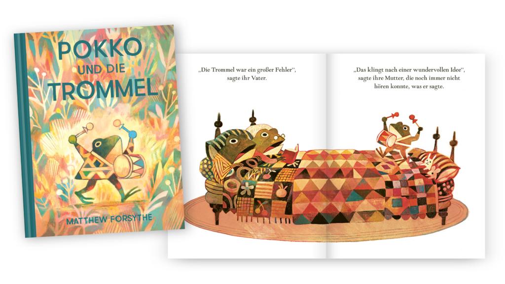 Pokko und die Trommel
