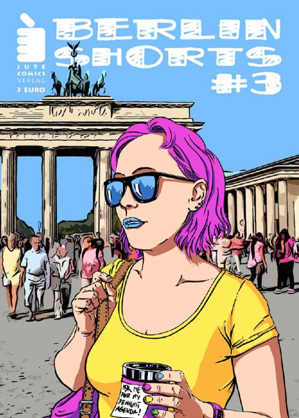 Berlin Shorts #3