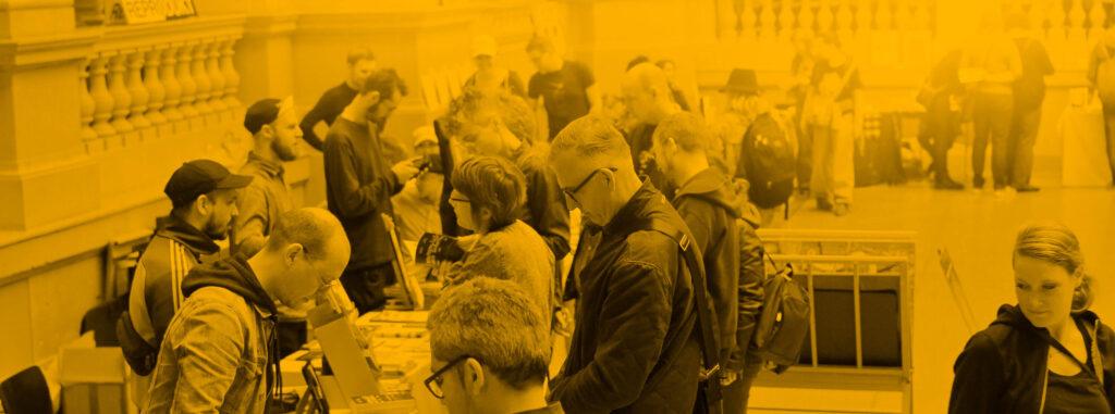 CIB18 im Museum für Kommunikation Berlin