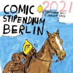 Vorstellung der Comicstipendiat*innen des Landes Berlin 2021