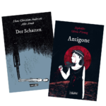 Die Unheimlichen – Lesung und Gespräch mit Olivia Vieweg und Aike Arndt