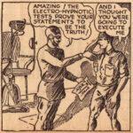 Der Schläfer erwacht. Ein Vortrag über »Zukunftsbilder« in Comic und Karikatur